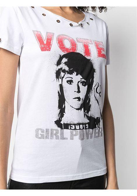 T-Shirt Rufford John Richmond | T-shirt | RWP21098TSHBBIANCO