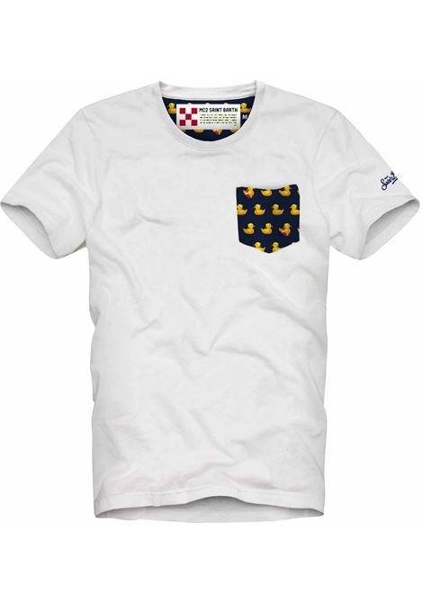 t-shirt stampata MC2 Saint Barth | T-shirt | BLA000101DUC