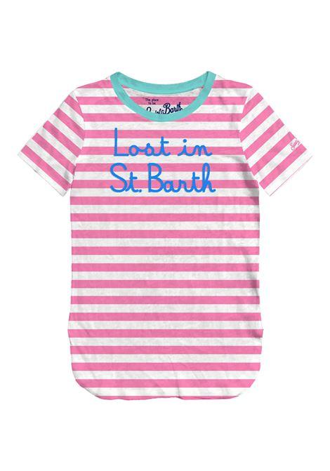 cotton crew neck MC2 Saint Barth | T-shirt | DAN0001ELSL25