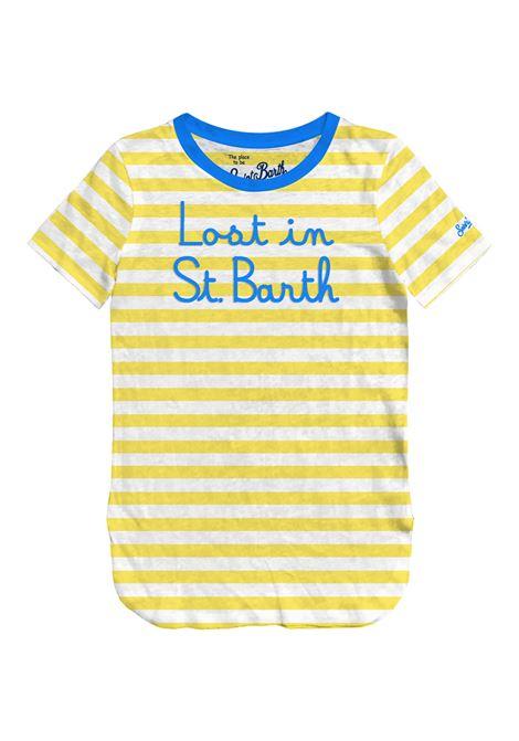 cotton crew neck MC2 Saint Barth | T-shirt | DAN0001ELSL91