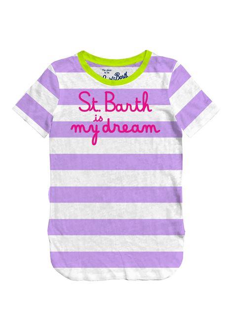 cotton crew neck MC2 Saint Barth | T-shirt | DAN0001ESDL27