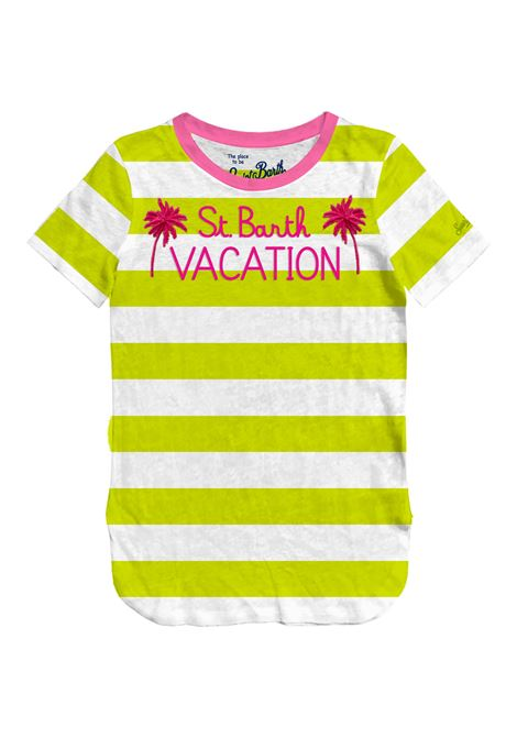 cotton crew neck MC2 Saint Barth | T-shirt | DAN0001ESVL72