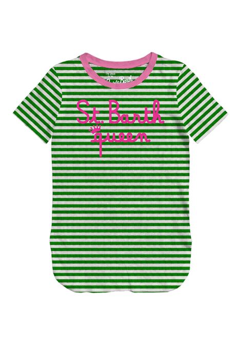 cotton crew neck MC2 Saint Barth | T-shirt | DAN0001SQLG52