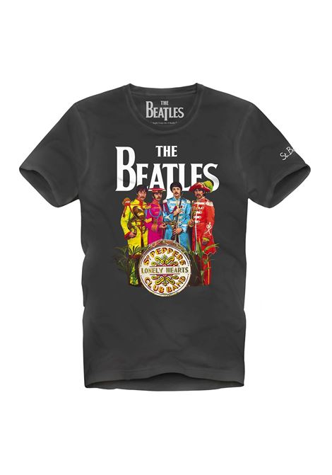 t-shirt Beatels MC2 Saint Barth   T-shirt   JACK001BAPR00