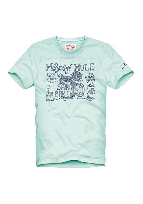 T-shirt stampata MC2 Saint Barth | T-shirt | JACK001MWMI56
