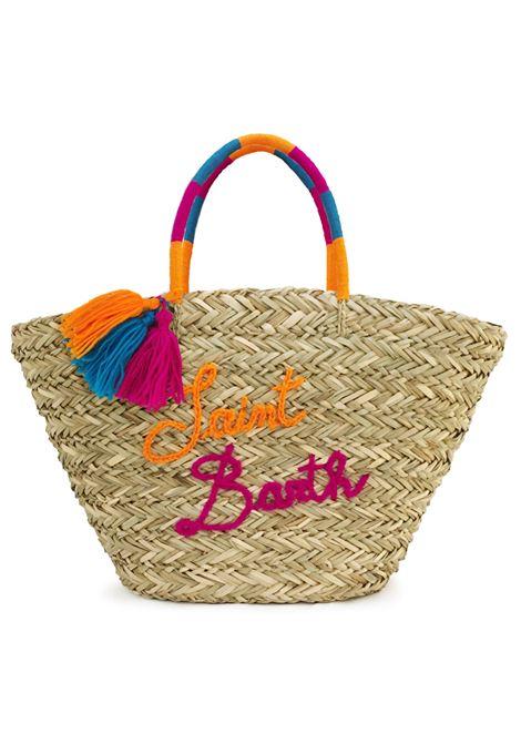 kylie straw bag MC2 Saint Barth | Borsa | KYL001ESMU87