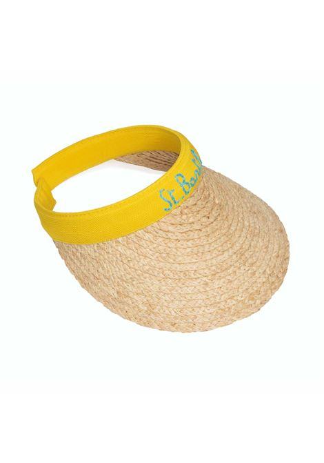 straw visor hat MC2 Saint Barth | Cappello | LEXI001SB9131
