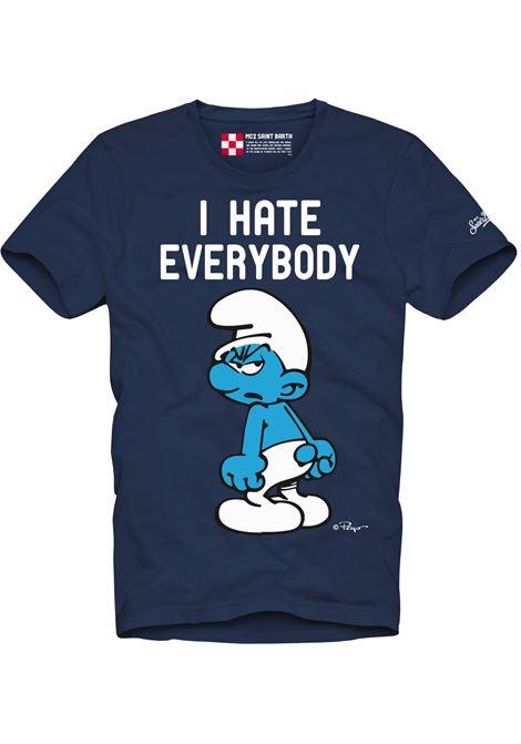 t-shirt man MC2 Saint Barth | T-shirt | TSHM001EVSM61