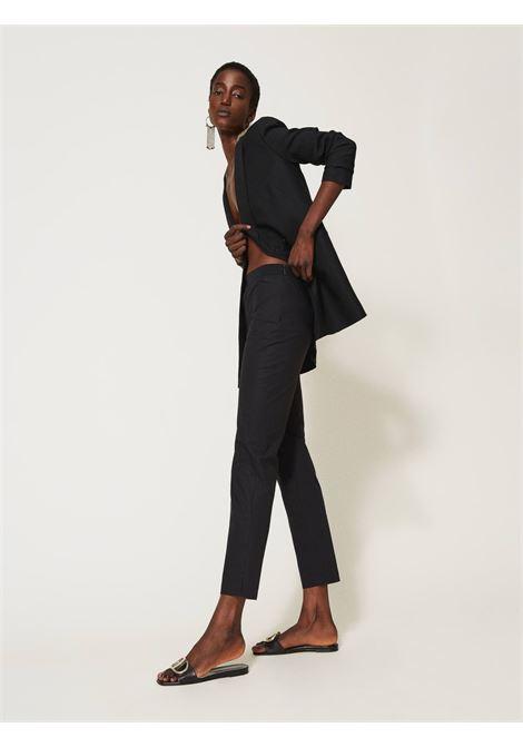 Pantaloni a sigaretta Twinset | Pantalone | 211TT245200006