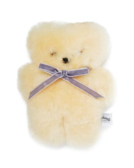 Sheepskin Flat Teddy Bear