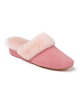 Ladies Sheepskin Slippers Moffat