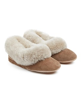Ladies Seaforth Sheepskin Slippers (seconds)