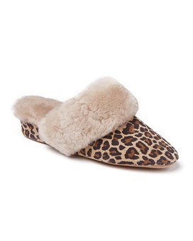 Ladies Sheepskin Slipper Moffat