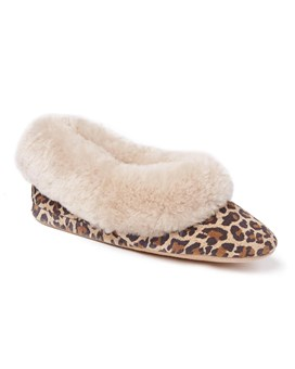 Ladies Sheepskin Slipper Seaforth