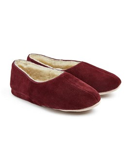Ladies Ayr Sheepskin Slippers (seconds)