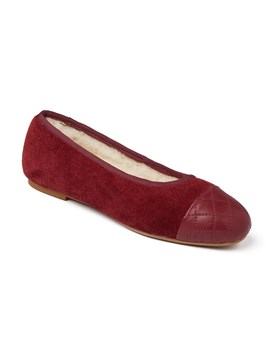 Ladies Sheepskin Slippers Tina