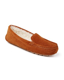 Ladies Sheepskin Loafer
