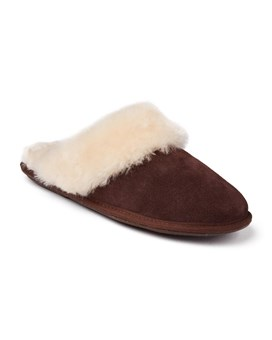 Ladies Sheepskin Slipper Lea