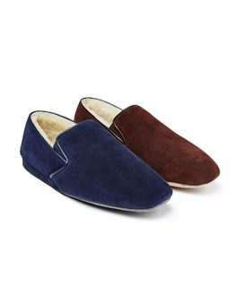 Men's Sheepskin Slippers Cromarty