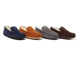Men's Sheepskin Loafers