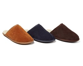 Mens Sheepskin Slippers Bere