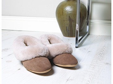 Seaforth Sheepskin Slippers