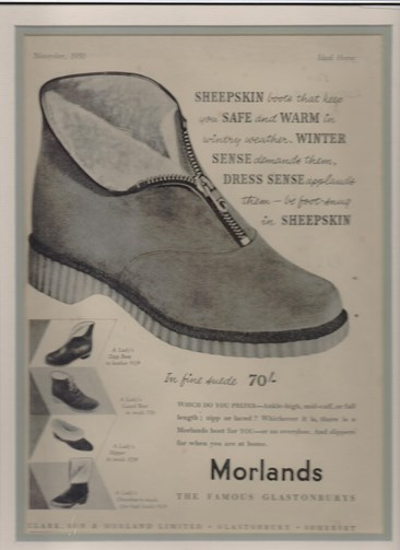 Morlands Zip-up Slipper