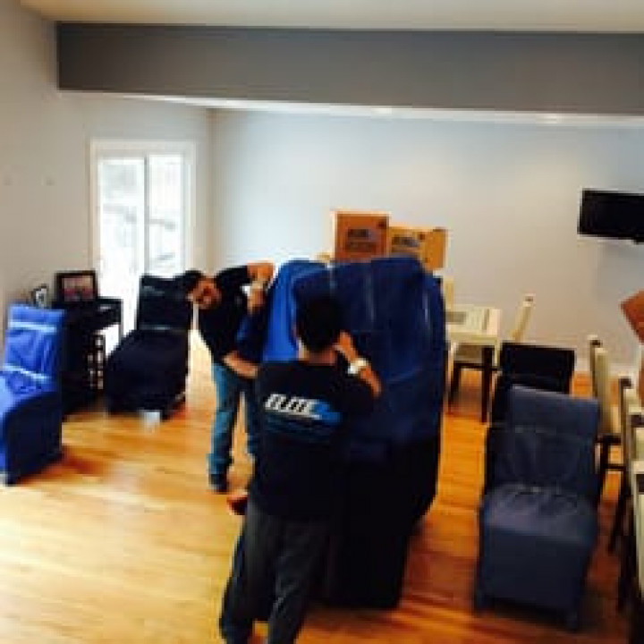Elite Moving and Storage LLC