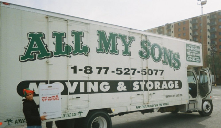 J's Moving and Storage/All My Sons Moving & Storage