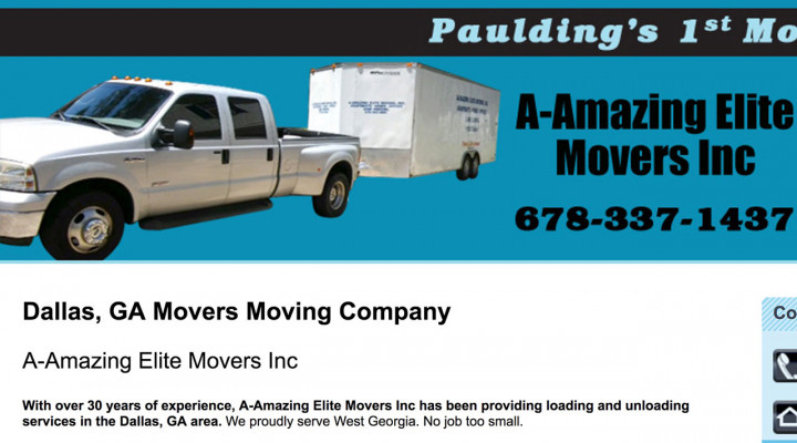 A-Amazing Elite Movers Inc