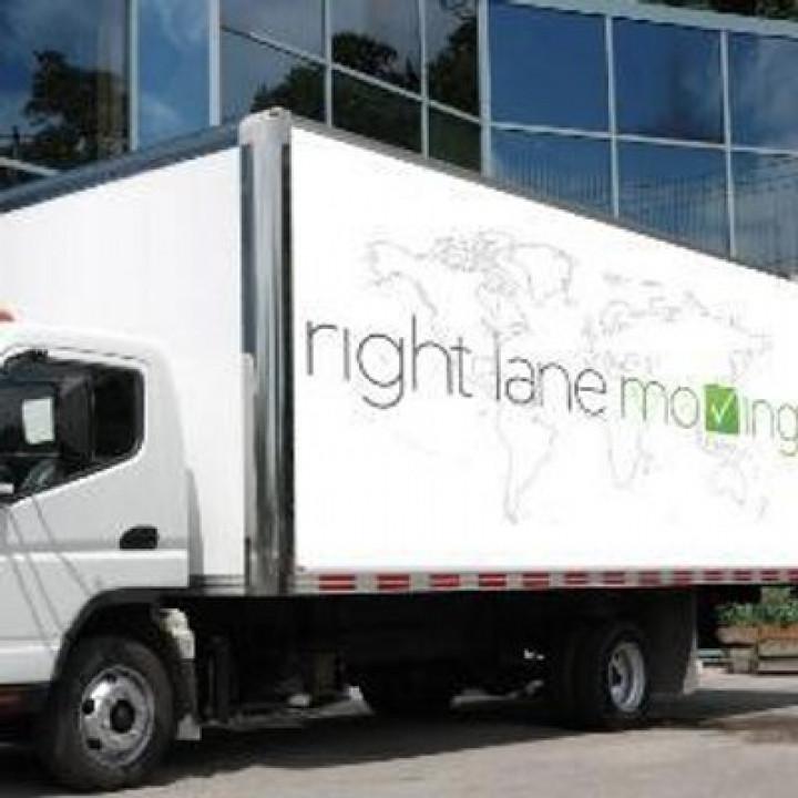 Right Lane Moving & Storage LLC