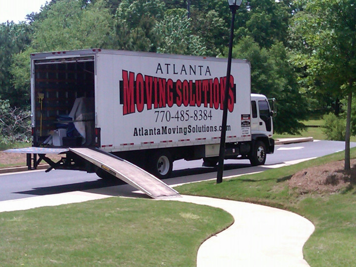 Atlanta Moving Solutions Inc.