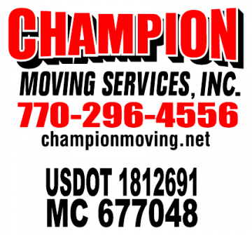 Champion Moving Services Inc.