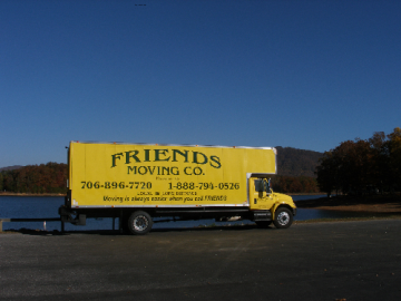 Friends Moving Company Inc.