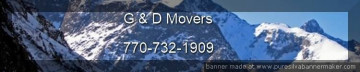 G & D Movers