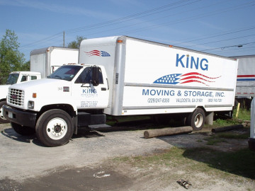 King Moving  Storage Inc.