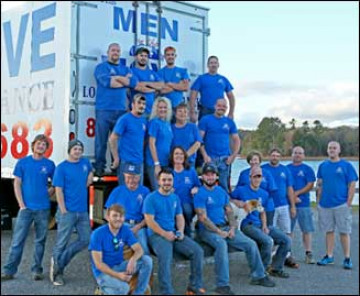 Men on the Move Inc.