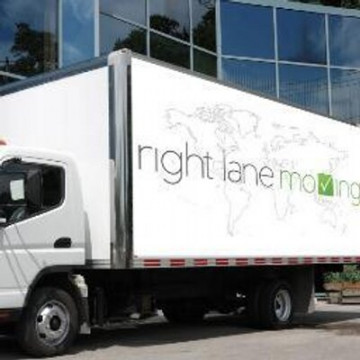 Right Lane Moving & Storage LLC