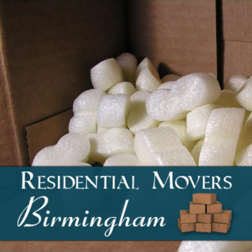 Residential Movers Birmingham Inc.