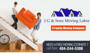 J G & Sons Movers