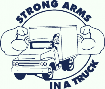 Strong Arms in a Truck