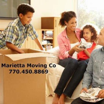 Marietta Moving Company