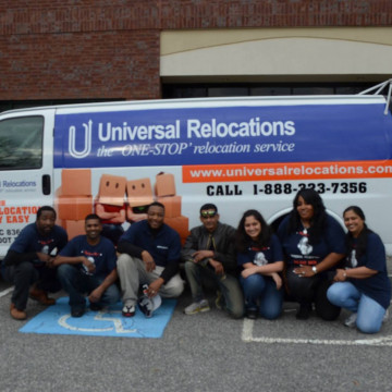 Universal Relocations Inc. (Storage & Warehouse Facility)