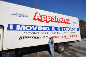 Appaloosa Moving and Storage