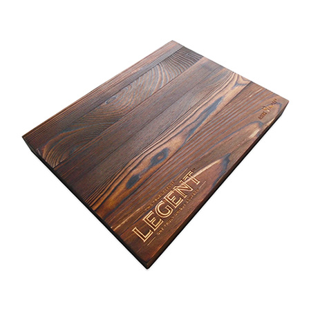 Dark Grain Wooden Cutting Board