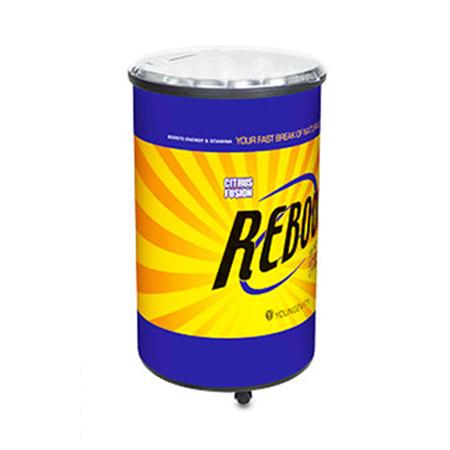 Wrapped Barrel Cooler