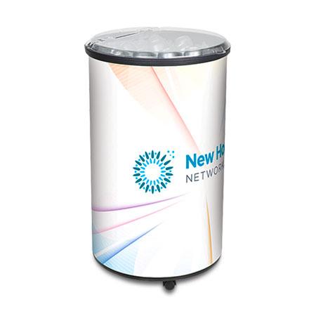 Barrel Cooler Fridge