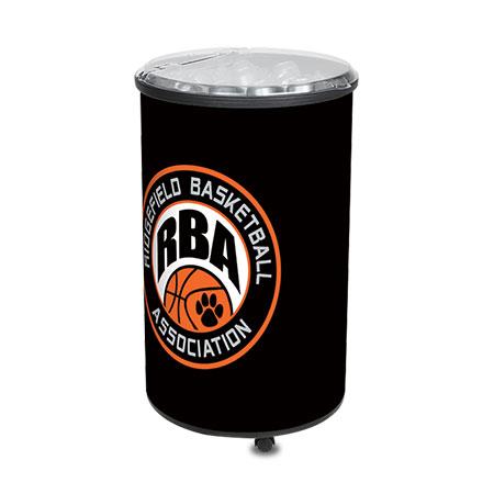 Ice Barrel Cooler