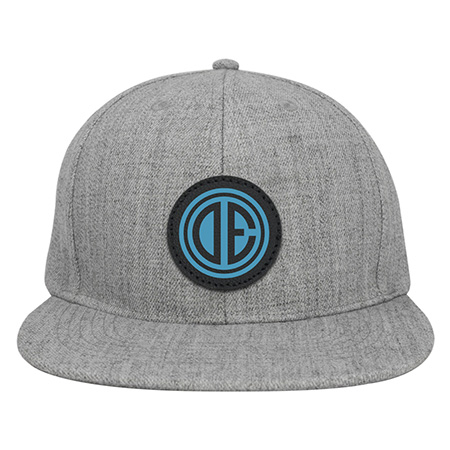 Patched Flatbill Hat