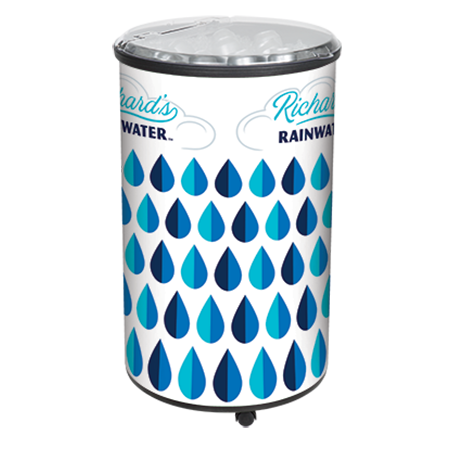 Rolling Barrel Cooler